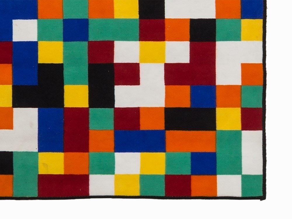 After Gerhard Richter, Carpet '1024 Farben', Vorwerk, - 5