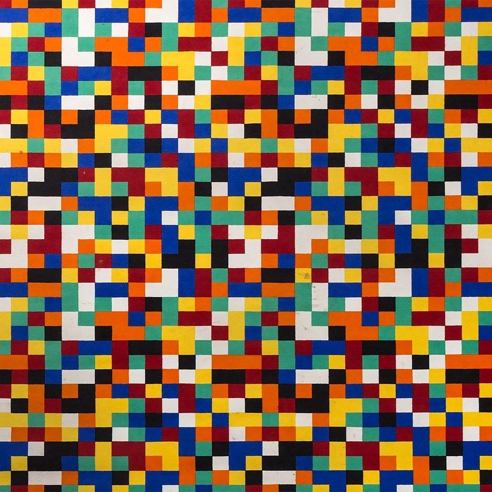 After Gerhard Richter, Carpet '1024 Farben', Vorwerk, - 8
