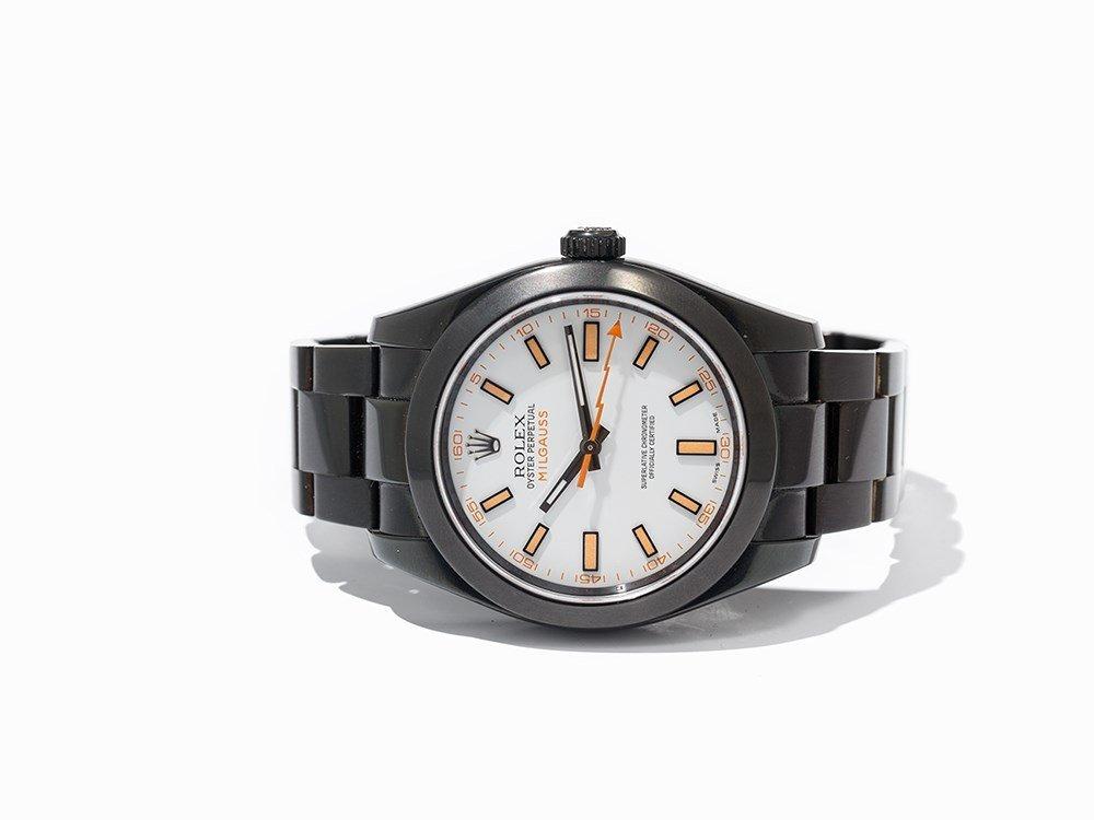 Rolex Milgauss Chronometer, Ref. 116400, Around 2010
