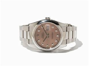 Rolex Datejust, Ref. 116200, Switzerland, Around 2007