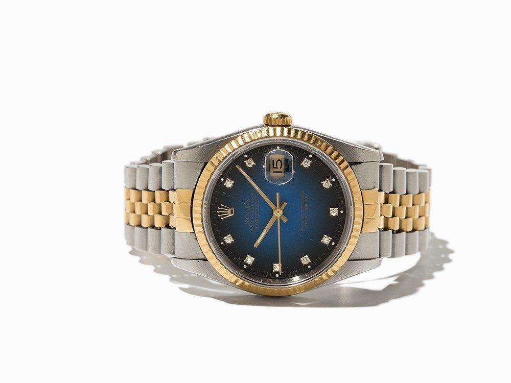 Rolex Datejust Blue, Ref. 16233, Switzerland, Around