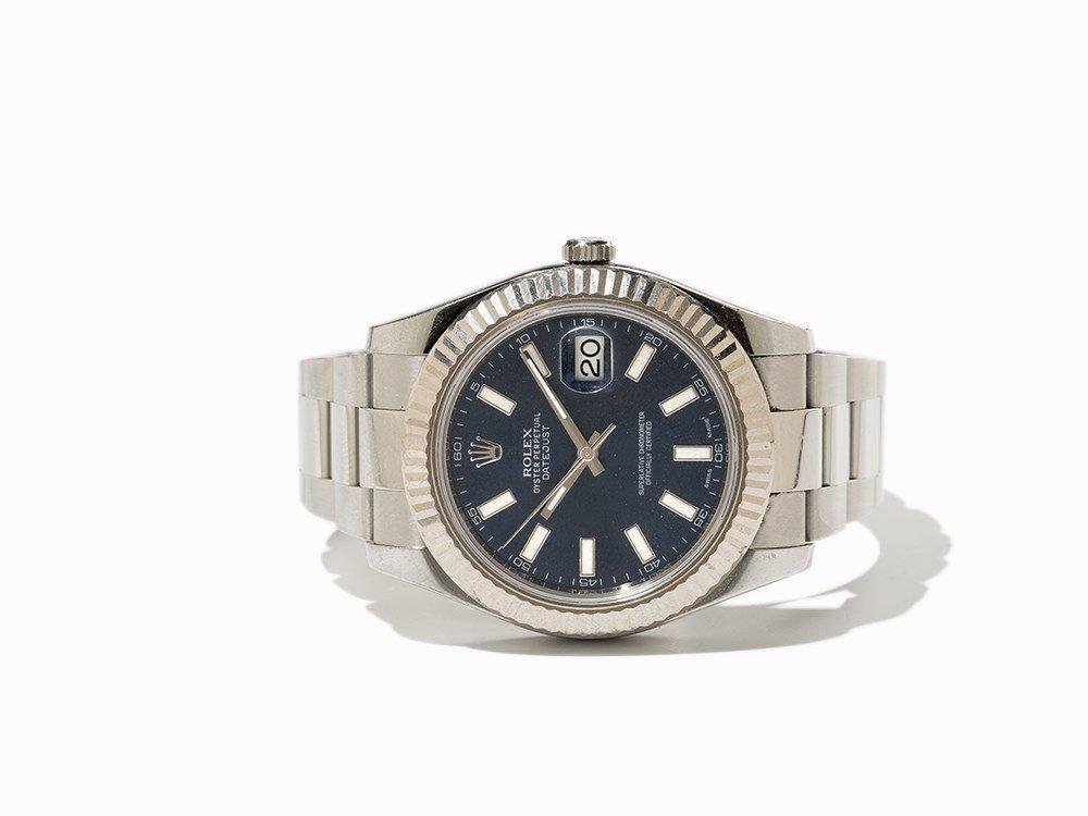 Rolex Datejust II, Ref. 116334, Switzerland, Around