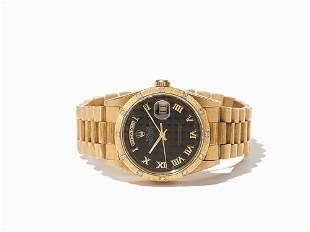 Rolex Day-Date, Ref. 18308, Switzerland, Around 1990