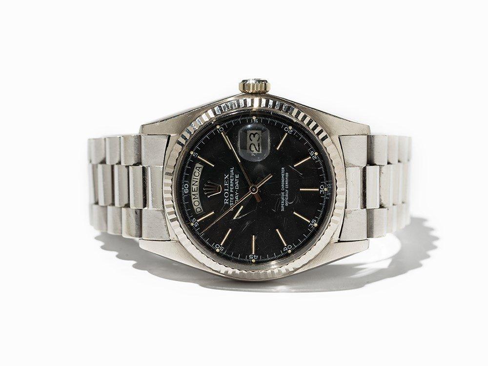 Rolex Day Date Wristwatch, Ref. 1803, Switzerland,
