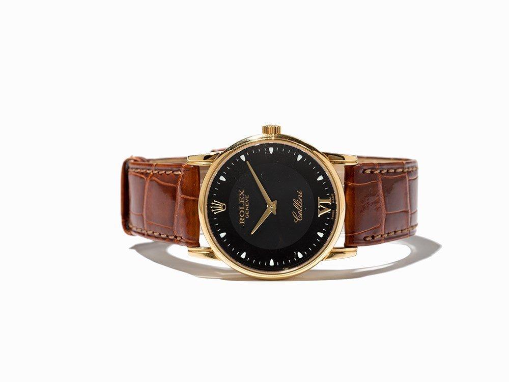 Rolex Cellini Wristwatch, Ref. 5116, Switzerland,