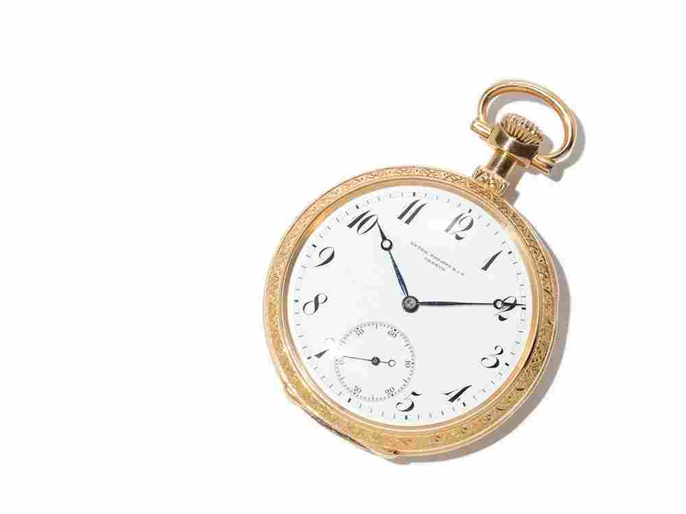 Patek Philippe Lepine Pocket Watch, Around 1905