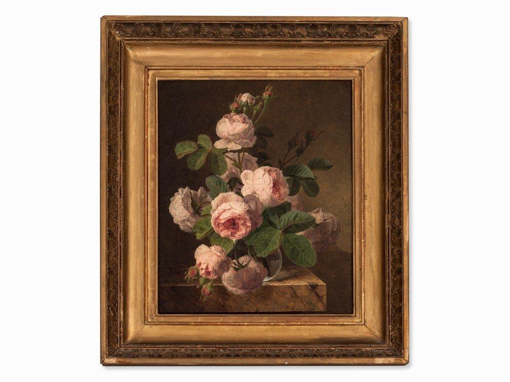 Jan Frans van Dael (1764-1840), Bouquet of Roses, c.