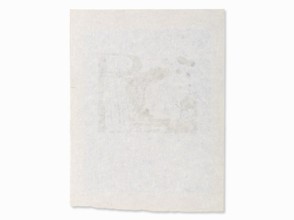 Wassily Kandinsky, Woodcut for 'Improvisation 19', 1911 - 9