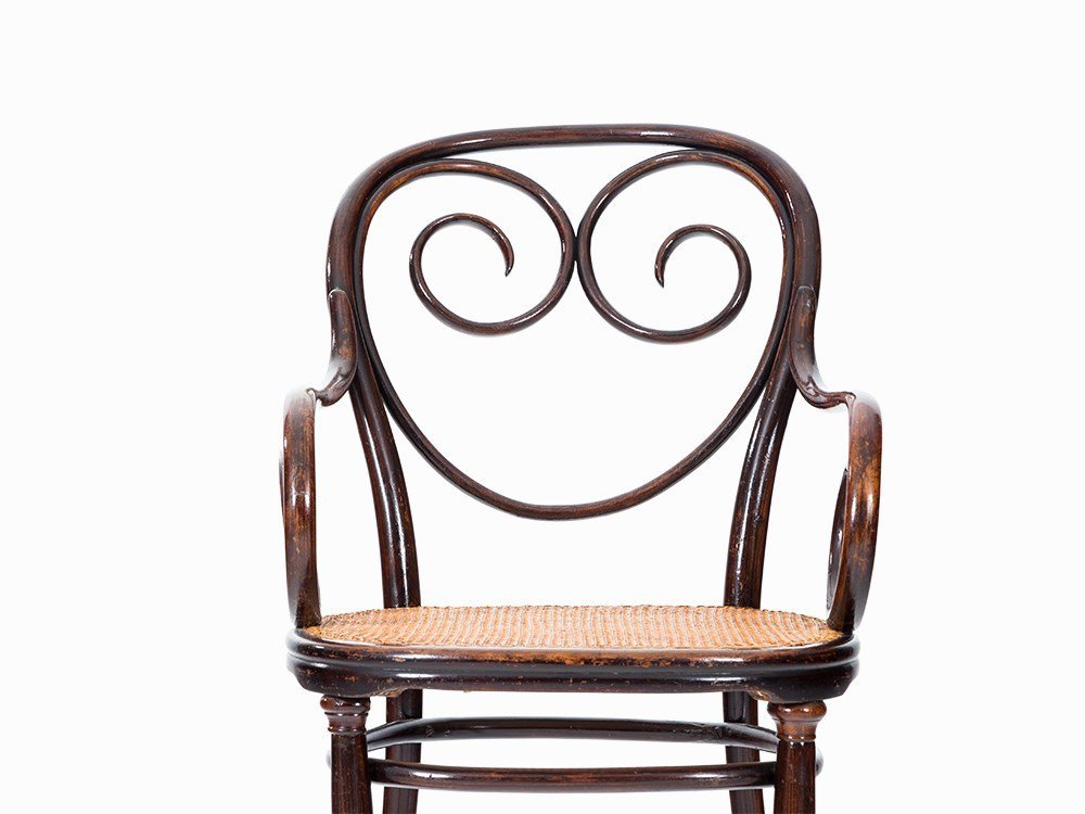 Michael Thonet, Chair No. 2, Bentwood, Austria, c. 1890 - 2