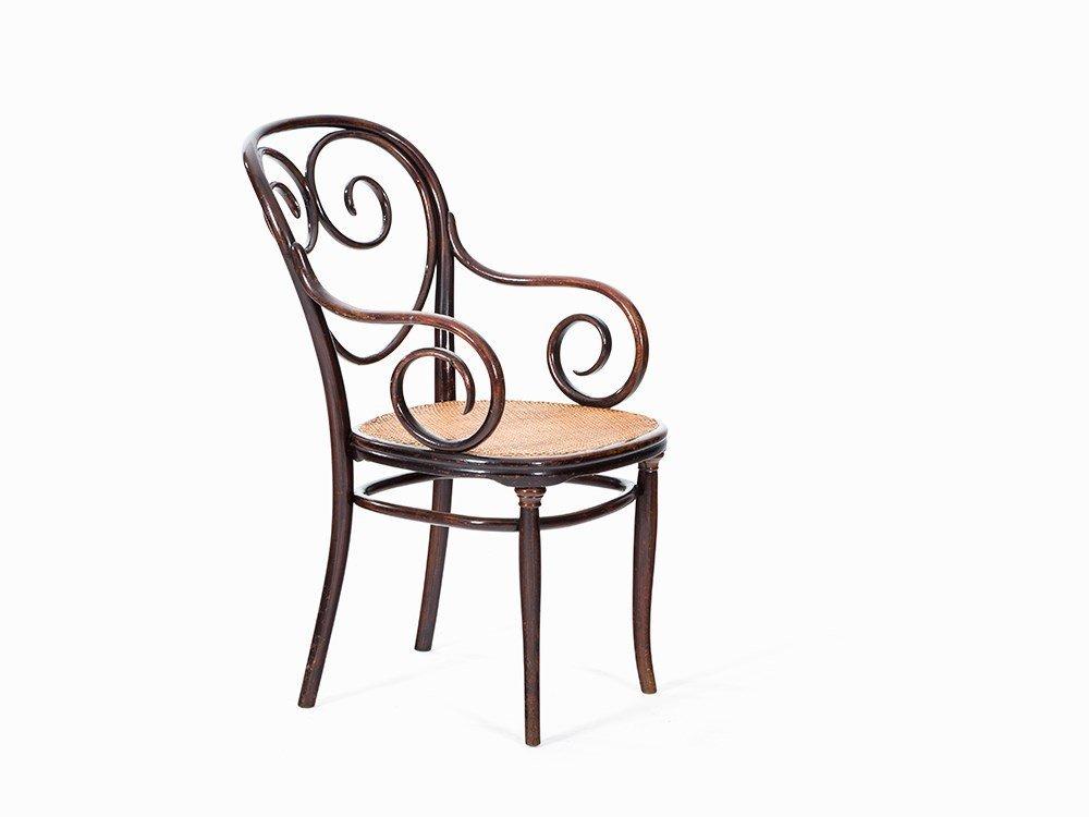 Michael Thonet, Chair No. 2, Bentwood, Austria, c. 1890 - 3