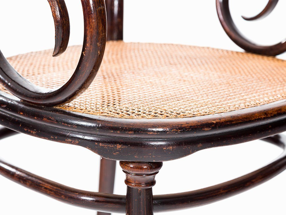 Michael Thonet, Chair No. 2, Bentwood, Austria, c. 1890 - 5