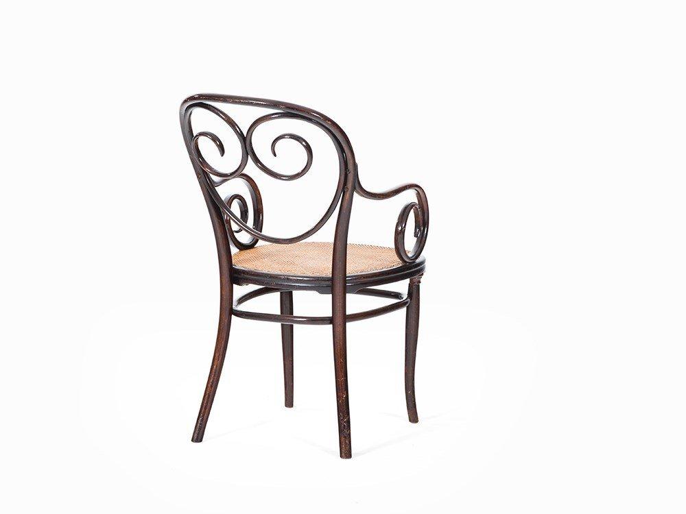 Michael Thonet, Chair No. 2, Bentwood, Austria, c. 1890 - 7