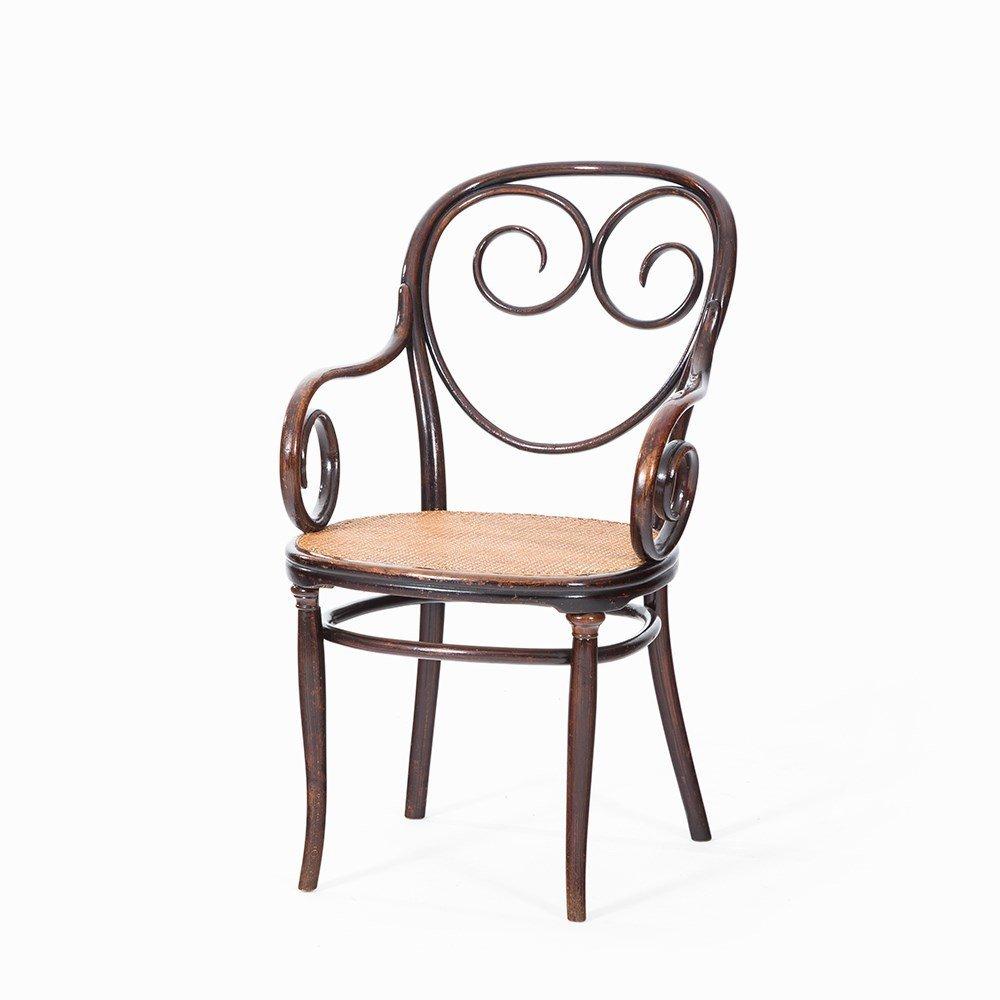 Michael Thonet, Chair No. 2, Bentwood, Austria, c. 1890 - 8