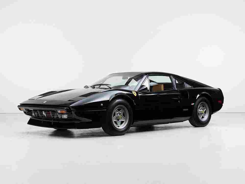 FERRARI 308 GTB, Design by Sergio Pininfarina, Model