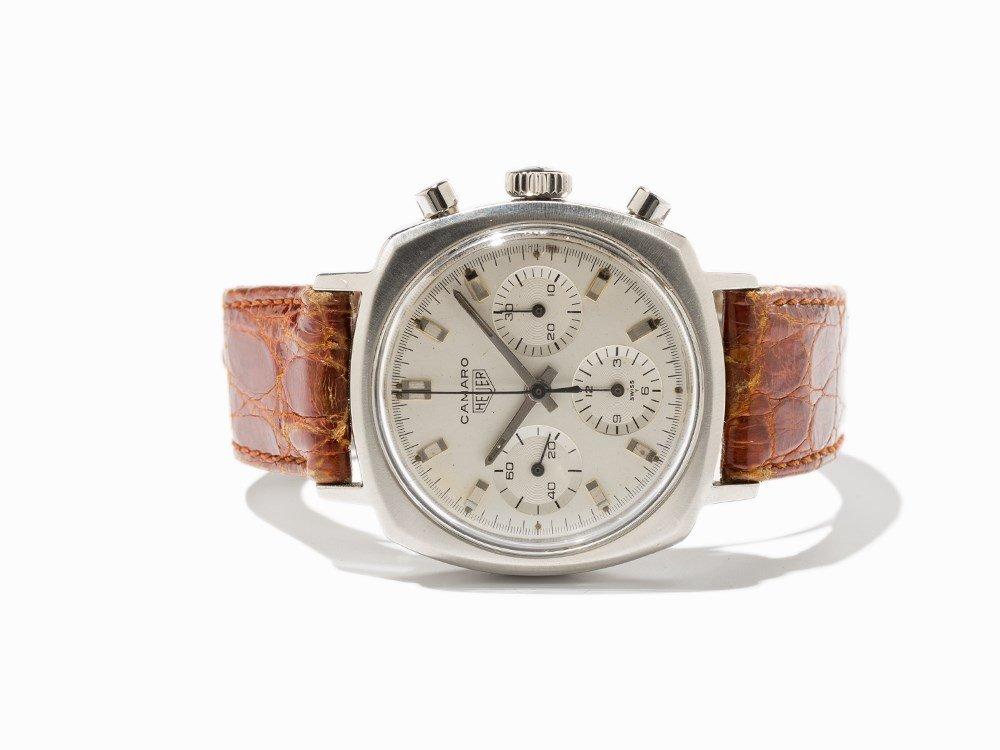 Heuer Camaro Chronograph, Ref. 7220, Switzerland,