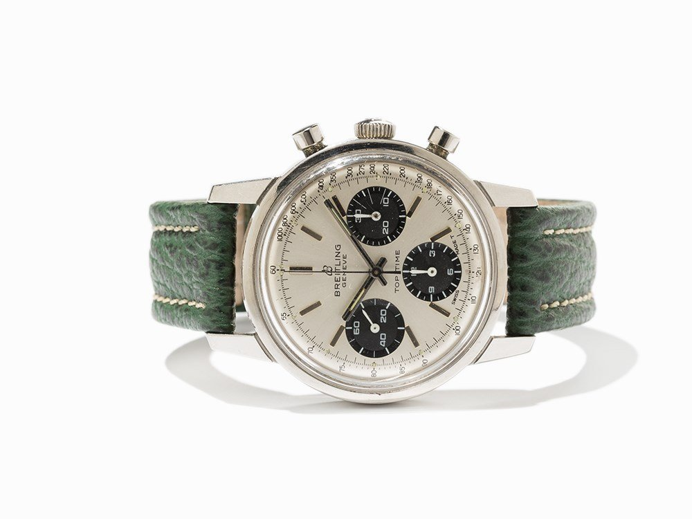 Breitling Top-Time Chronograph, Ref. 810, Switzerland,