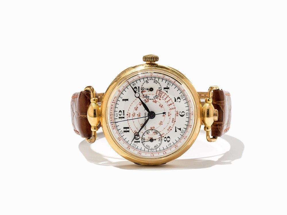 Universal Watch, Early Gold