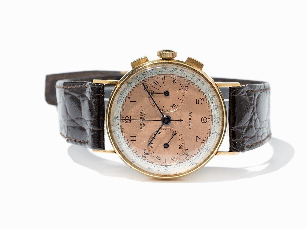 Universal Compur Chronograph, Ref. 12219, Switzerland,