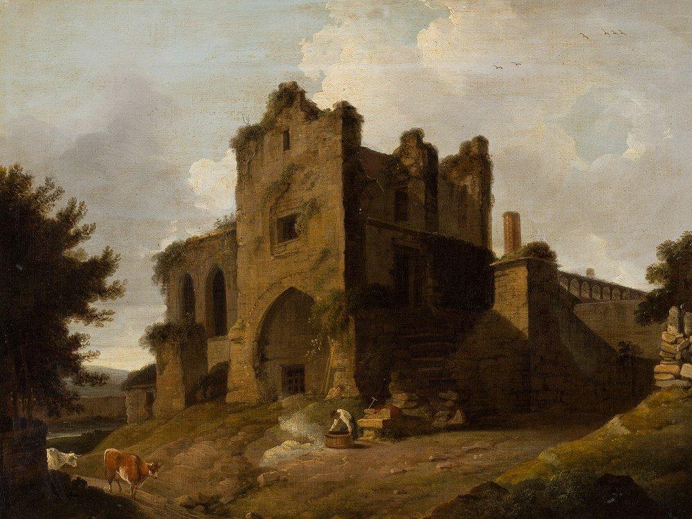 Thomas Daniell (1749-1840), English Landscape,