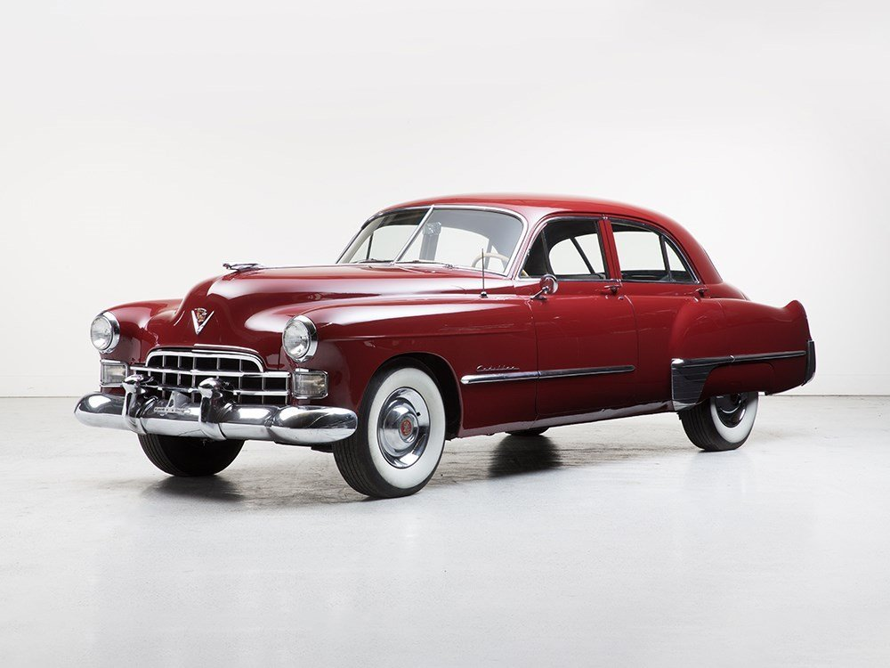 Cadillac Touring Sedan, orig. 75,000 Miles, Model 1948