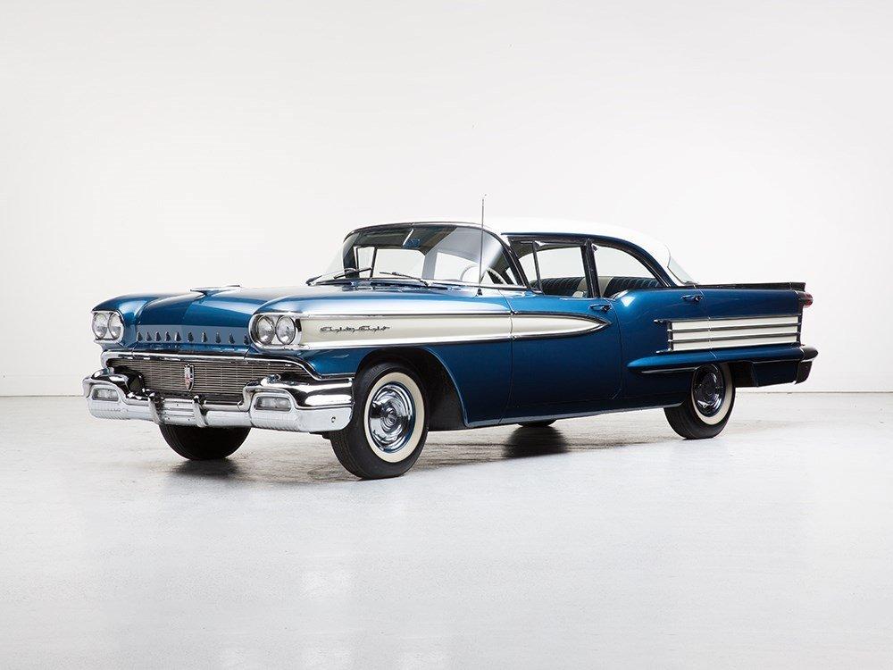 Oldsmobile Dynamic Super 88 Sedan, Model 1958