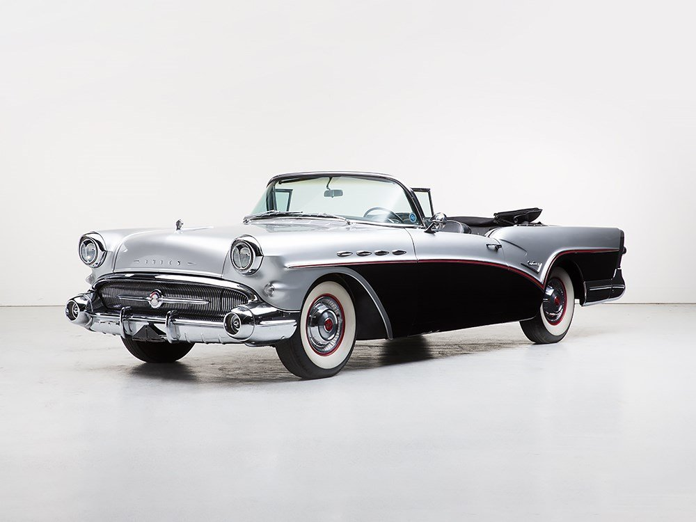 Buick Century Convertible, Model 1957