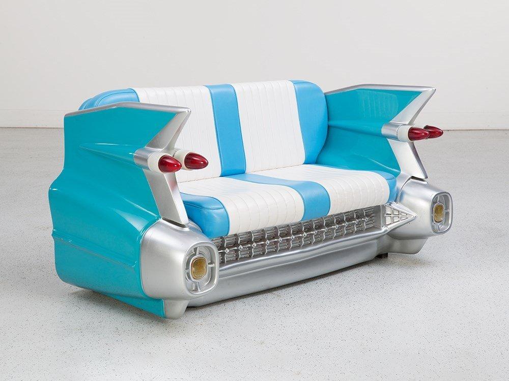 "Cadillac Sofa ""Las Vegas"" With Illumination"