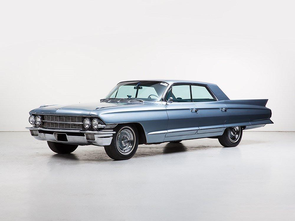 Cadillac Sedan DeVille, orig. 58,000 Miles, Model 1962