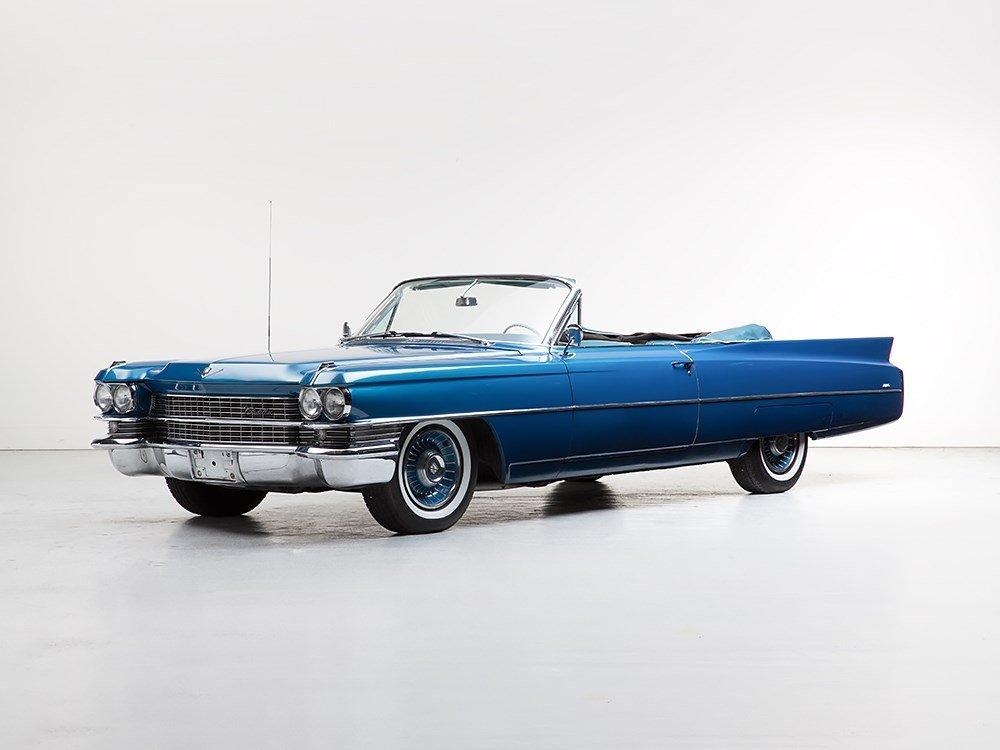 Cadillac Convertible, Model 1963