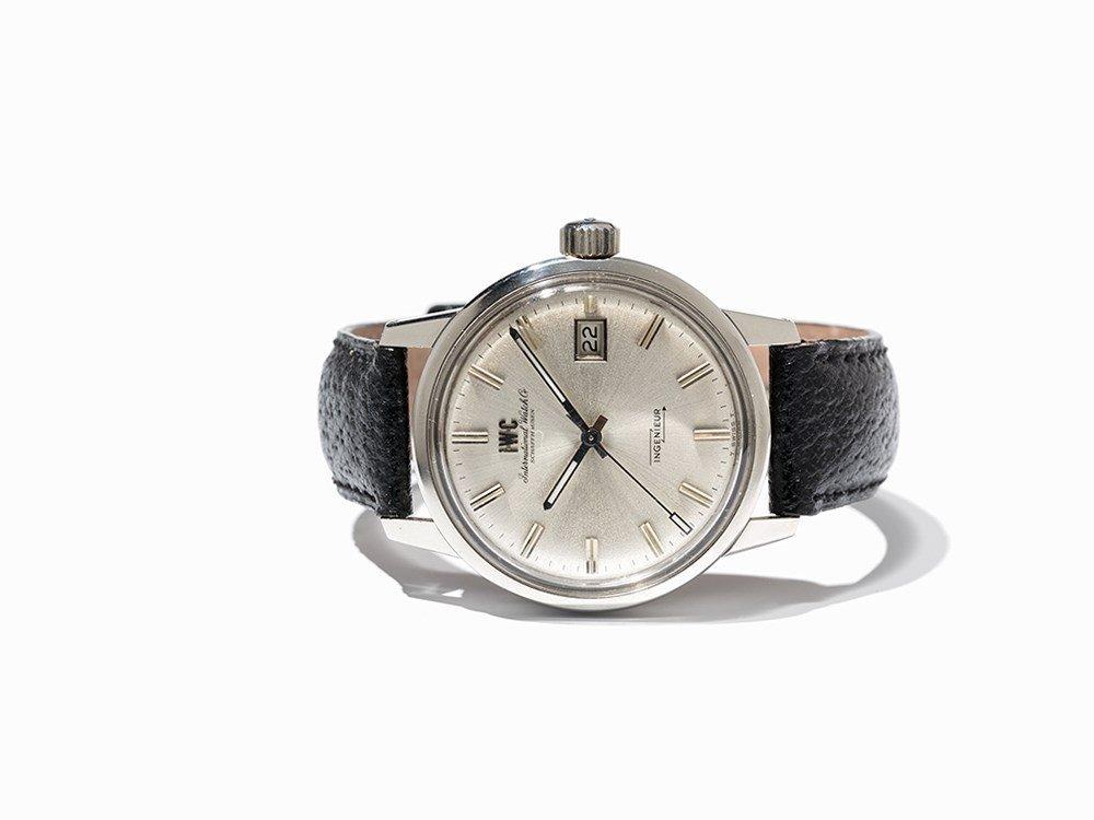 IWC Ingenieur Wristwatch, Ref. 866 AD, Switzerland,