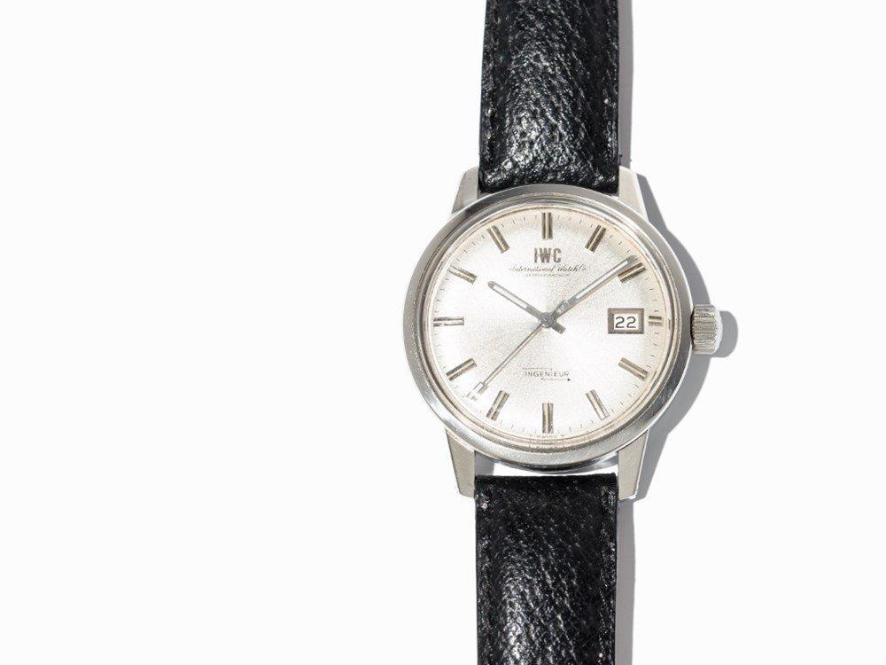 IWC Ingenieur Wristwatch, Ref. 866 AD, Switzerland, - 2