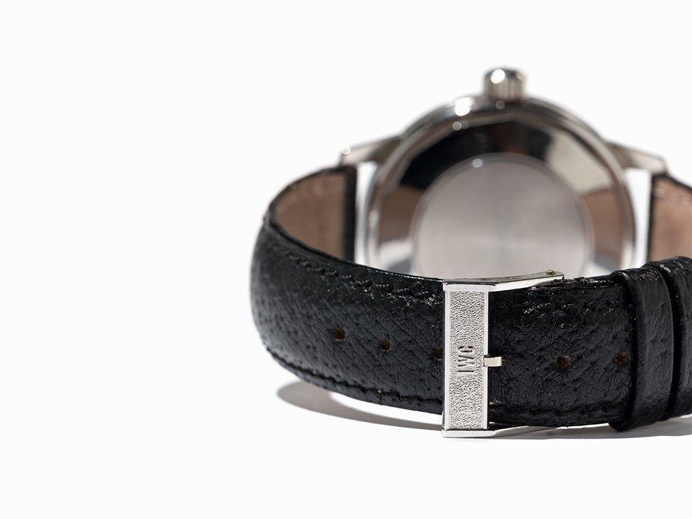 IWC Ingenieur Wristwatch, Ref. 866 AD, Switzerland, - 5