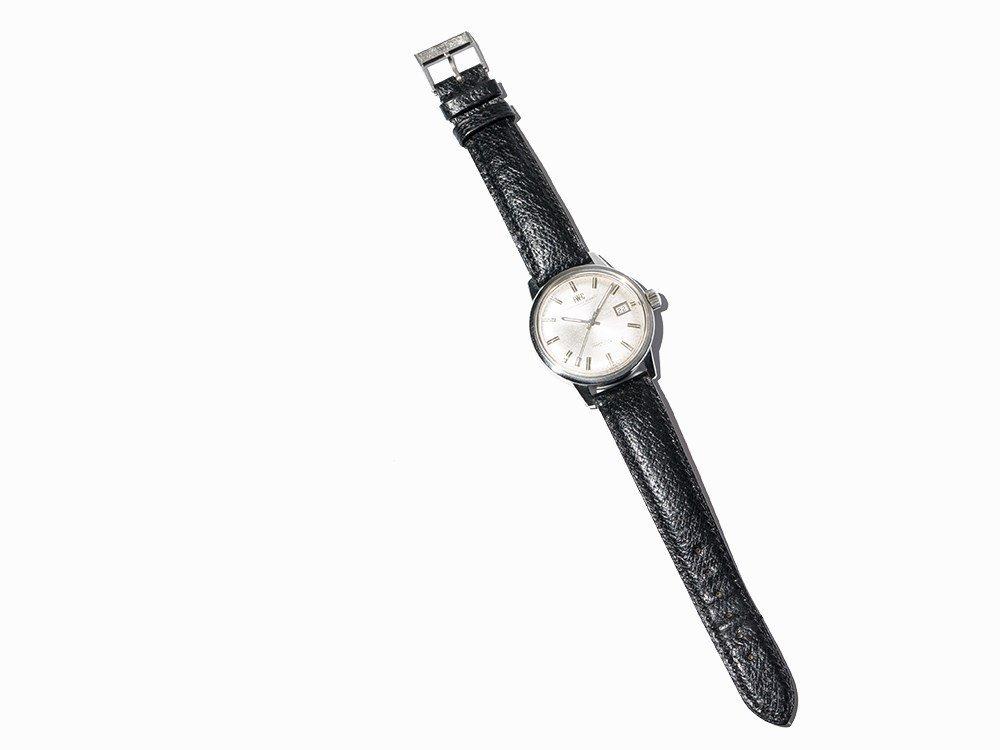 IWC Ingenieur Wristwatch, Ref. 866 AD, Switzerland, - 6