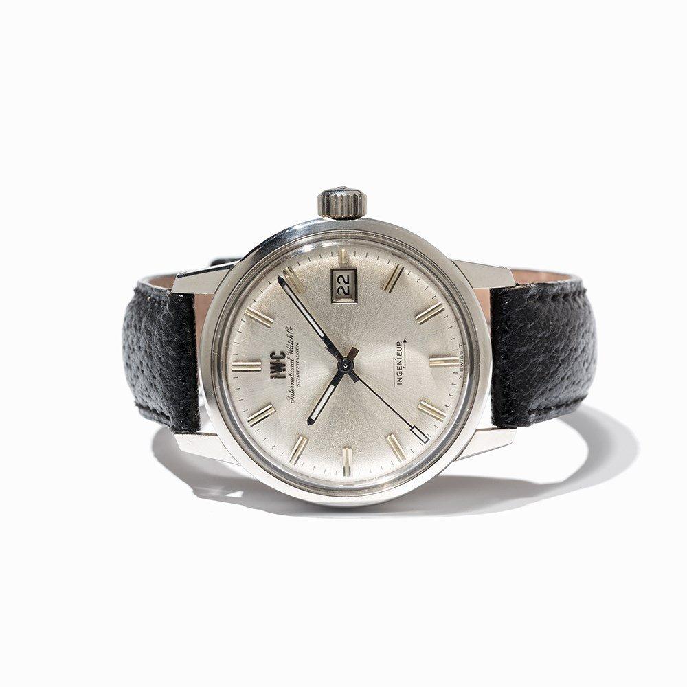 IWC Ingenieur Wristwatch, Ref. 866 AD, Switzerland, - 7