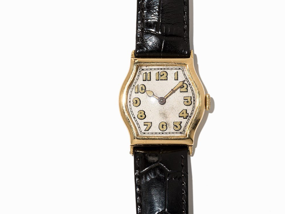 IWC, Early Art Deco Wristwatch, Switzerland, Around - 2