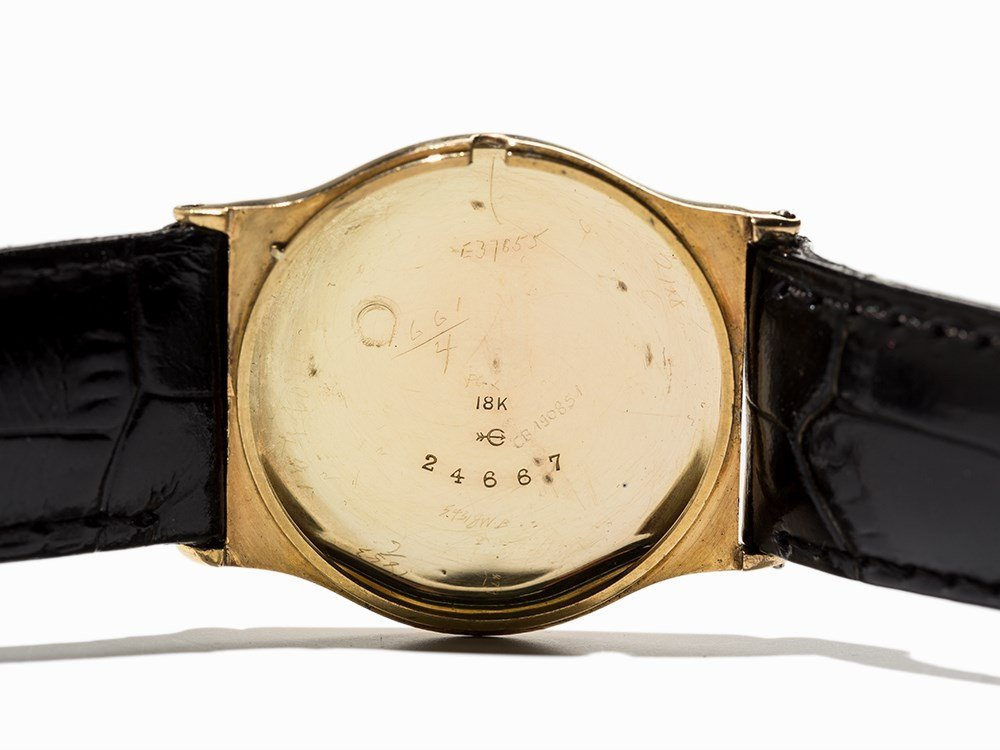 IWC, Early Art Deco Wristwatch, Switzerland, Around - 5