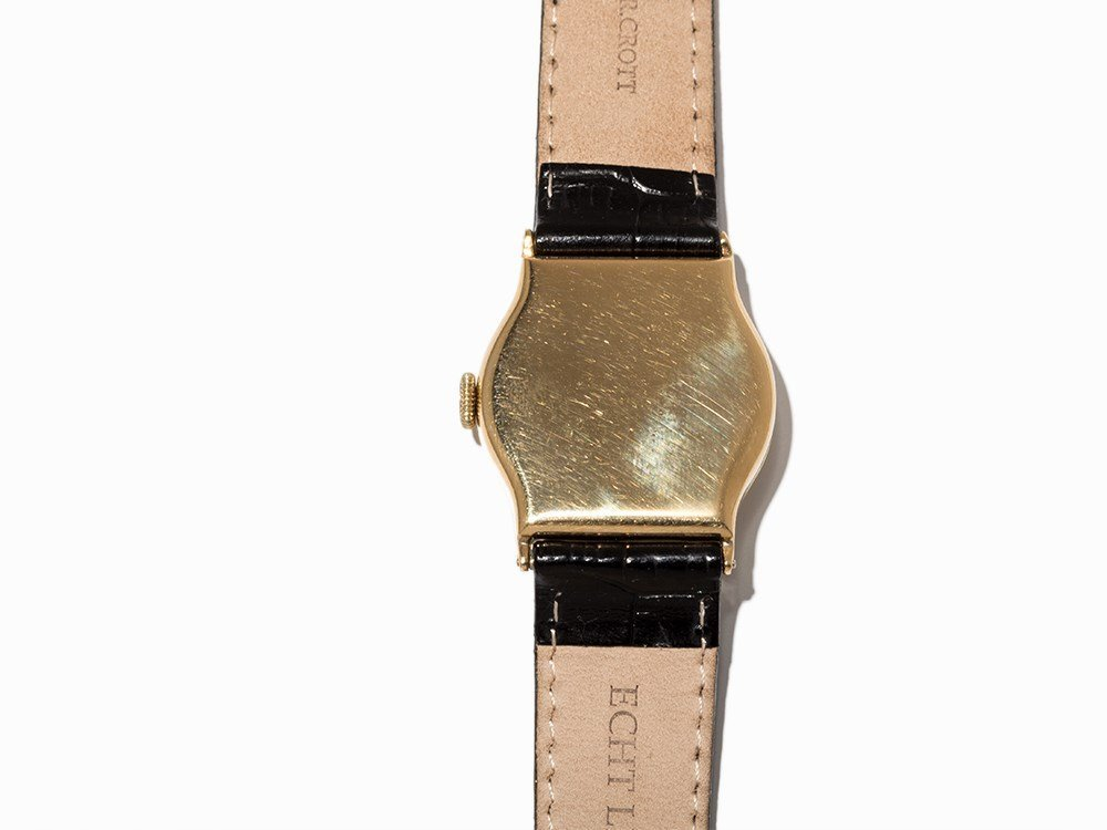 IWC, Early Art Deco Wristwatch, Switzerland, Around - 6