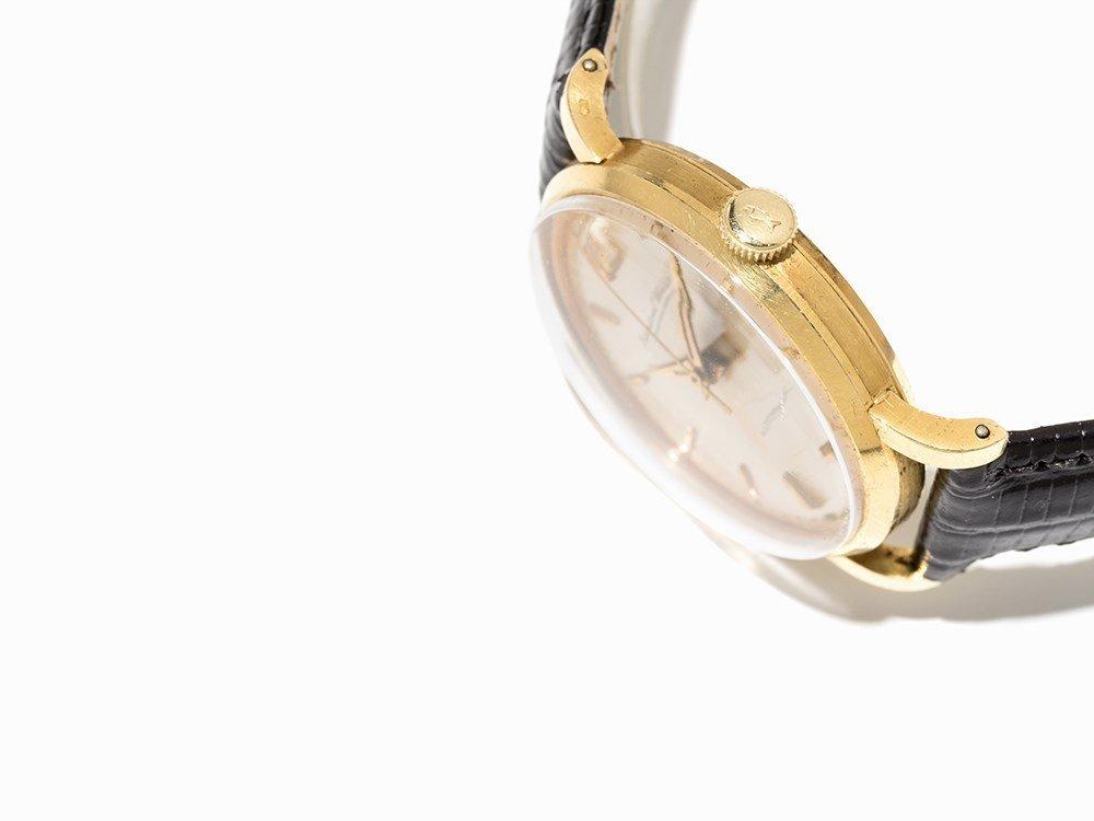 IWC Gold Wristwatch, Switzerland, Around 1955 - 3