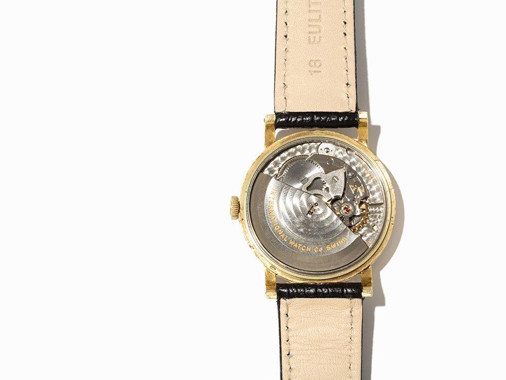 IWC Gold Wristwatch, Switzerland, Around 1955 - 4
