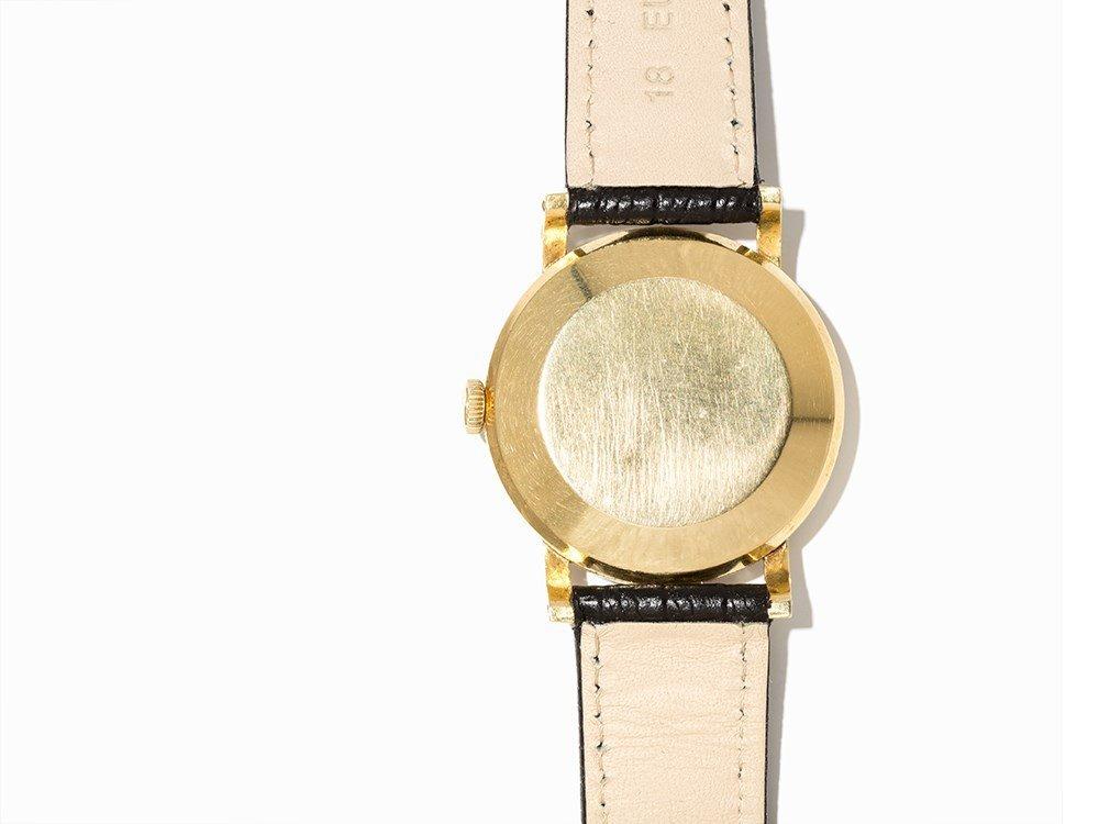 IWC Gold Wristwatch, Switzerland, Around 1955 - 6