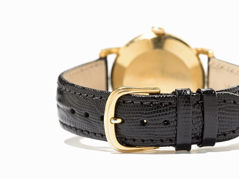 IWC Gold Wristwatch, Switzerland, Around 1955 - 7