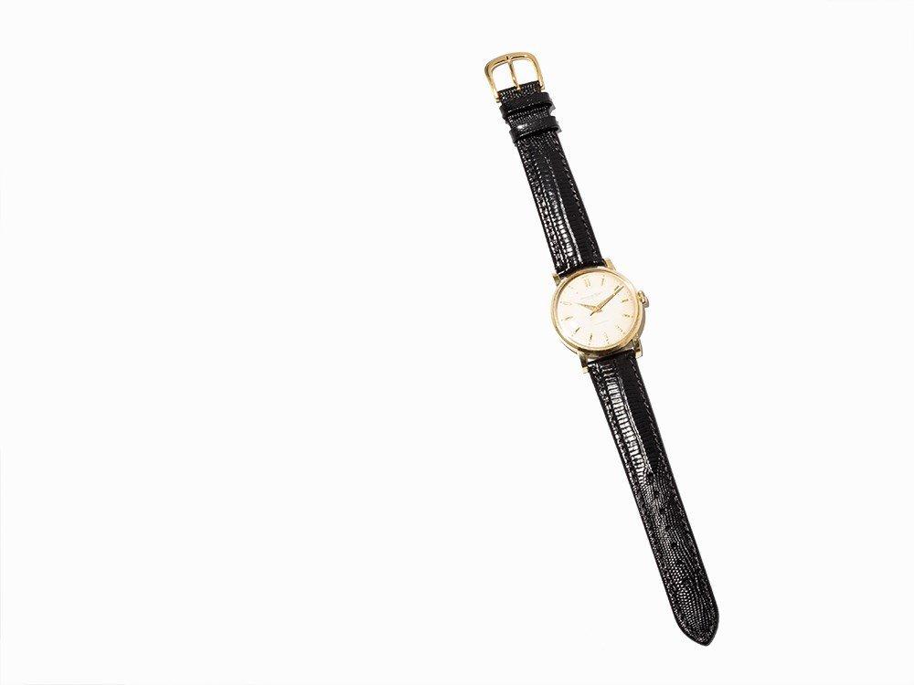 IWC Gold Wristwatch, Switzerland, Around 1955 - 8