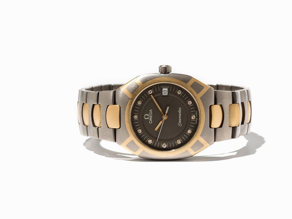 Omega Seamaster Wristwatch, Ref. 396.1021, Around 1975