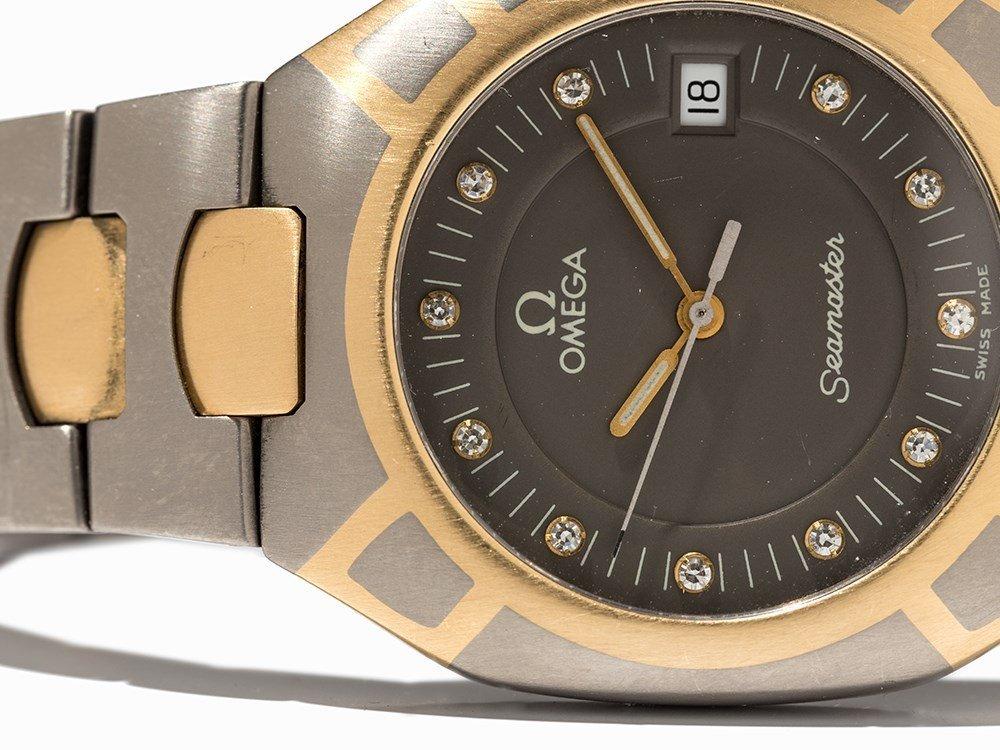 Omega Seamaster Wristwatch, Ref. 396.1021, Around 1975 - 3