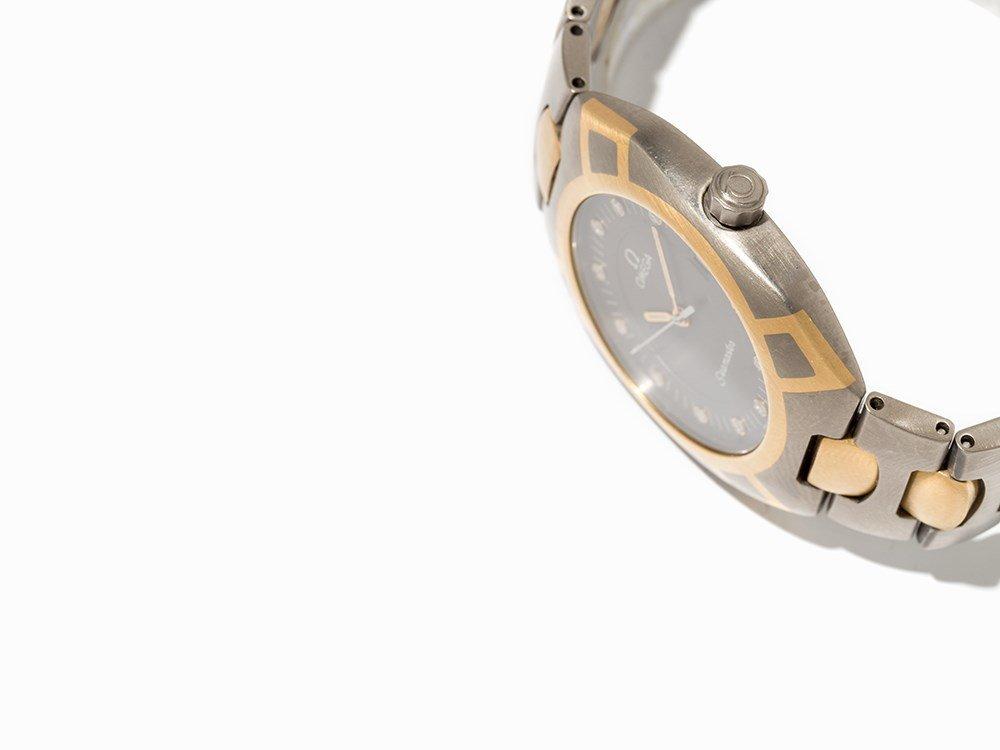 Omega Seamaster Wristwatch, Ref. 396.1021, Around 1975 - 4