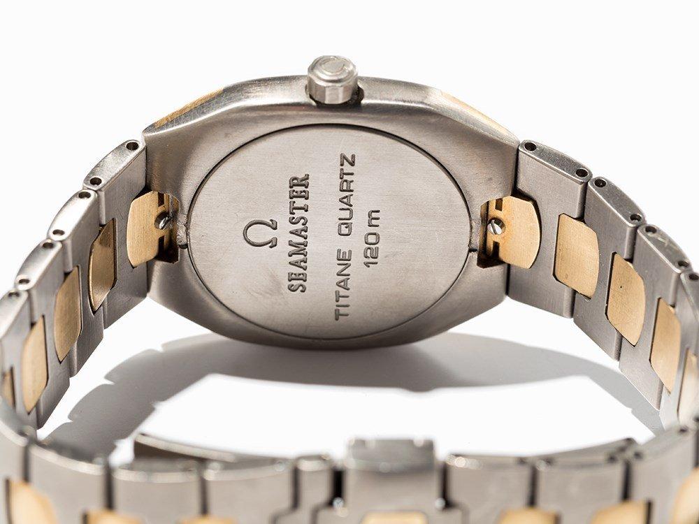 Omega Seamaster Wristwatch, Ref. 396.1021, Around 1975 - 5