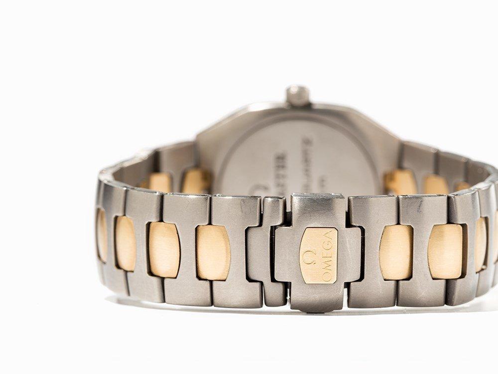 Omega Seamaster Wristwatch, Ref. 396.1021, Around 1975 - 6