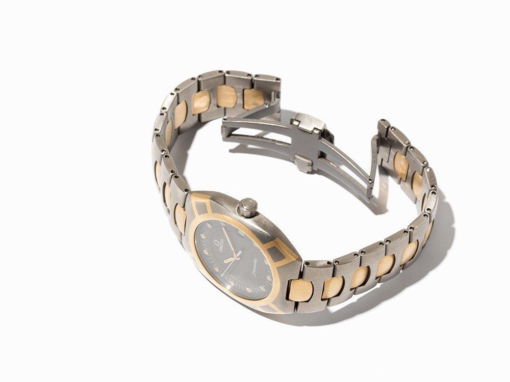 Omega Seamaster Wristwatch, Ref. 396.1021, Around 1975 - 7