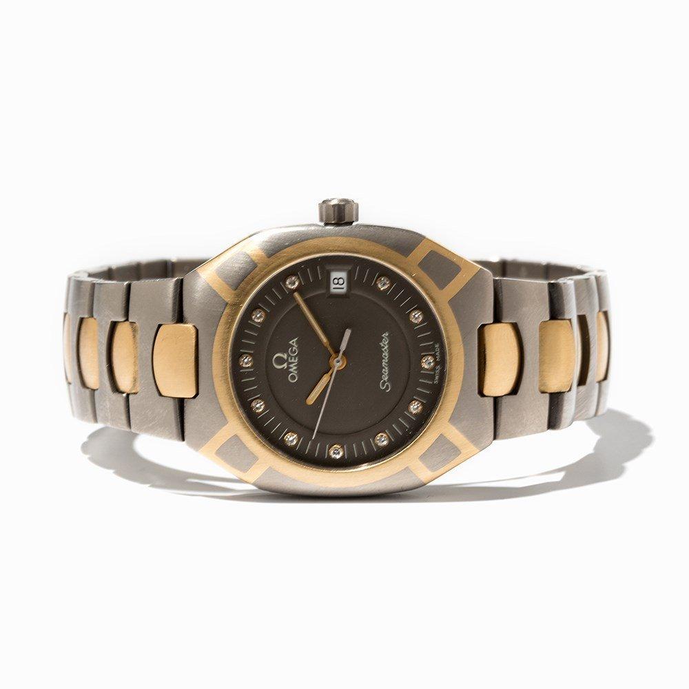 Omega Seamaster Wristwatch, Ref. 396.1021, Around 1975 - 8
