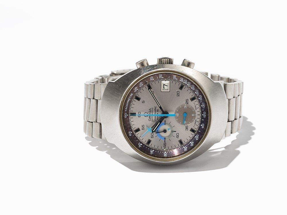 Omega Speedmaster Mark III Chronograph, Ref. 176.002
